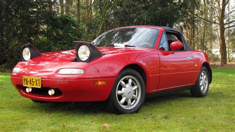 how cars work for dummies 1990 mazda mx 6 interior lighting mazda mx 5 1 6i 1990 review autoweek nl