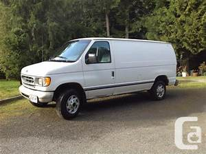 1997 Ford E 250 Econoline Van For Sale In Shawnigan Lake