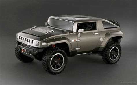 hummer hx concept   wallpapers hd wallpapers id