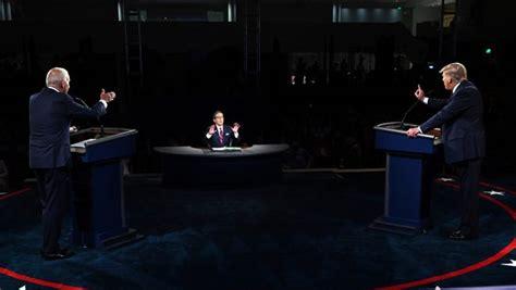Five takeaways from Trump-Biden debate clash