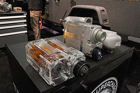 sema  learning  sprintex supercharger systems