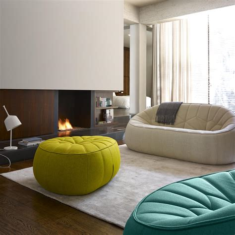 ligne roset canapé ottoman sofas designer noé duchaufour lawrance ligne
