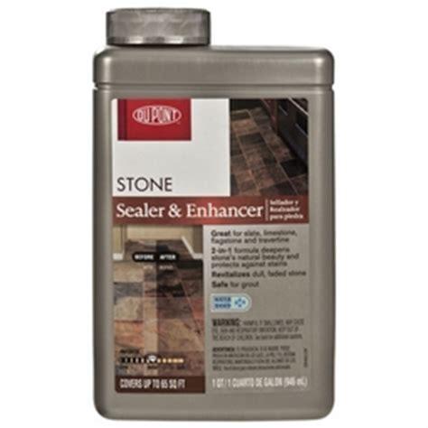 Dupont Tile Sealer And Enhancer dupont sealer and enhancer 1 quart floor decor