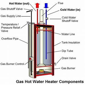 Educated Hot Water Heater Anatomy For Pre K External