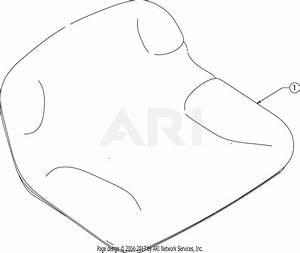Troy Bilt 13am77ks011 Pony  2016  Parts Diagram For Low