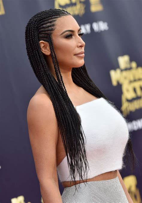 Khloe Kardashian Gets Called Out For Wearing Cornrows Yet ...