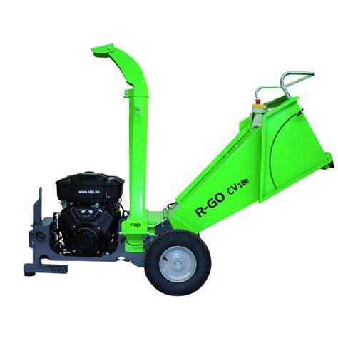 broyeur de branches electrique broyeur de branches compact 224 moteur essence 224 couteaux rajo rgo cv18 greenmech