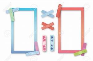 Nurse clipart frame - Pencil and in color nurse clipart frame