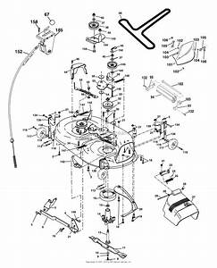 Ayp  Electrolux Pd22h42sta  2004  Parts Diagram For Mower Deck