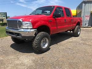 Solid 2000 Ford F 250 Lariat Pickup Lifted For Sale