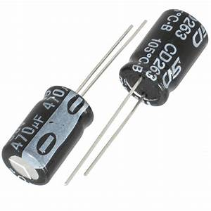 Capacitors  Everything You Need To Know