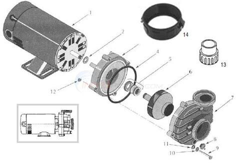 Sta-rite Dura Jet Dj Series Pumps Parts