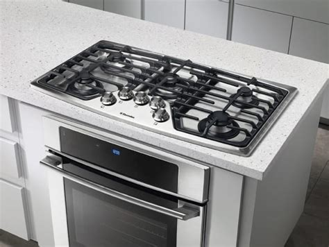 Electrolux Ew36gc55gb 36 Inch Gas Cooktop With 5 Sealed