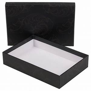 6 Large Luxury Gift Boxes Present Presentation Hinged Or