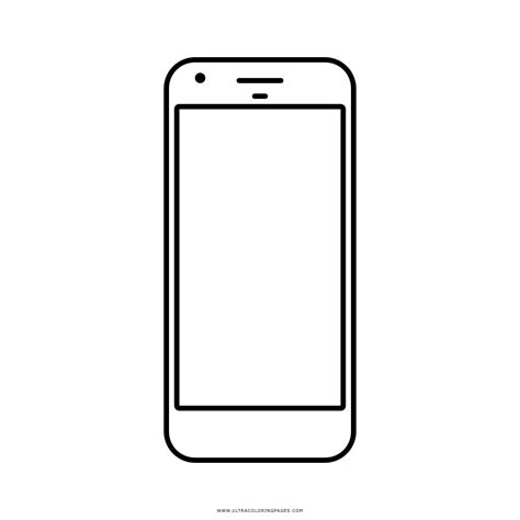 Coloring Mobil by Smartphone Ausmalbilder Ultra Coloring Pages