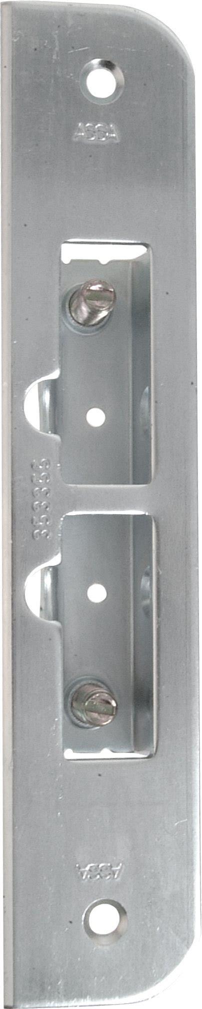 flat security striking plates assa abloy oem locks window locks industrial locks