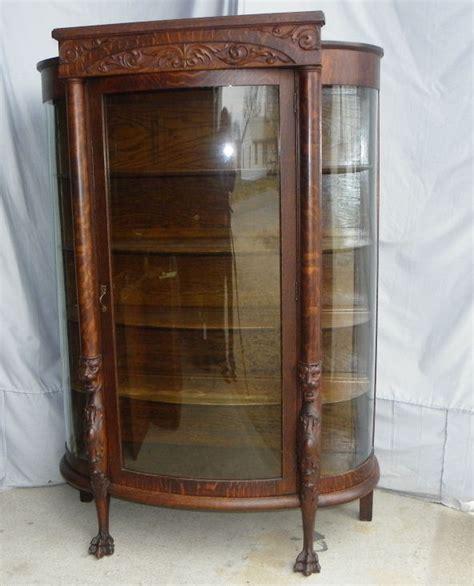 bargain johns antiques antique oak china  curio