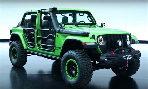 mopar jeep wrangler check out these mopar modified jeep wrangler models
