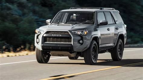 2020 Toyota 4runner Release Date by 2020 Toyota 4runner Limited Redesign And Release Date