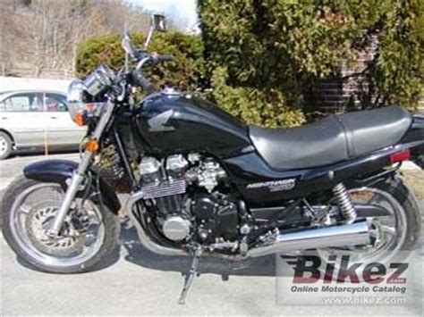 1999 honda cb 750 f2 seven fifty specifications and pictures