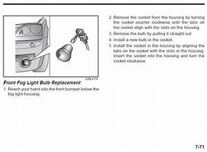 Headlight Replacement Guide