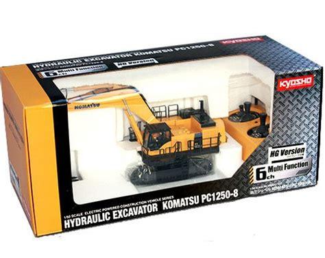 Harga Rc Excavator Kyosho kyosho 66002hg hydraulic excavator komatsu pc 1250 8 hi