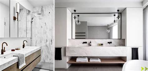 salle de bain marbre et bois du r 234 ve 224 la r 233 alit 233 datcha decoration