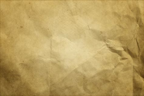 Free photo: Old paper Crumpled Letter Old Free