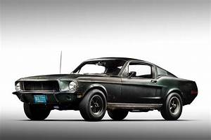 The Mustang Bullitt Returns | NUVO