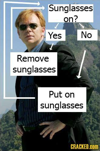 Csi Sunglasses Meme - david caruso csi miami quotes quotesgram