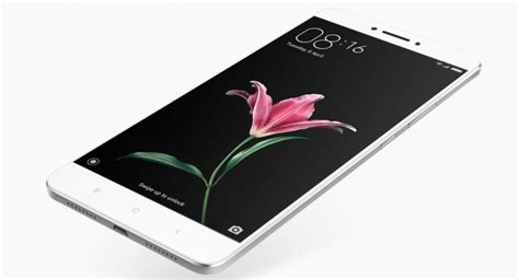 Android 7.0 Nougat Update Schedule For Xiaomi Mi Max