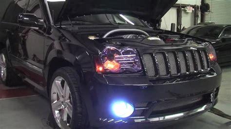 srt8 jeep modified jeep srt8 440 custom built for garrison hearst youtube