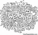 Coloring Doodles Sheets Printable Colorpagesformom Activities Doodle Adult Web Printables Libretas Games Para Boda Table Colorear Colouring Niños Bride Adults sketch template