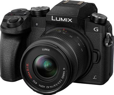 Lumix Panasonic DMCG70KA System Kamera kaufen OTTO