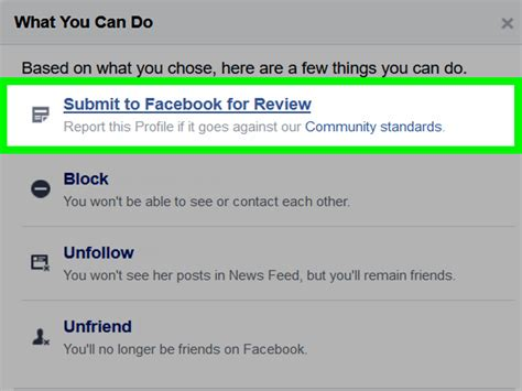 How to Report a Fake Account on Facebook (with Pictures ...