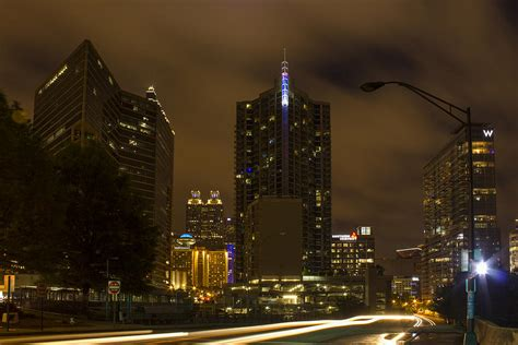 atlanta lights photograph by callaway