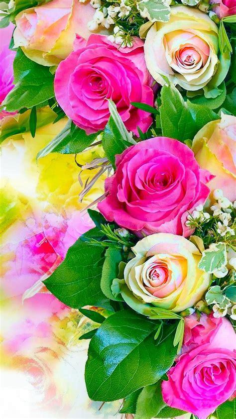 Pink Rose Desktop Wallpaper Flowers