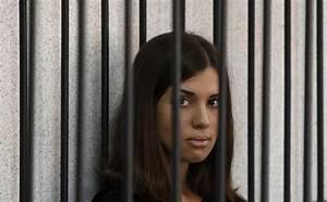 Pussy Riot's Nadezhda Tolokonnikova on Hunger Strike over ...