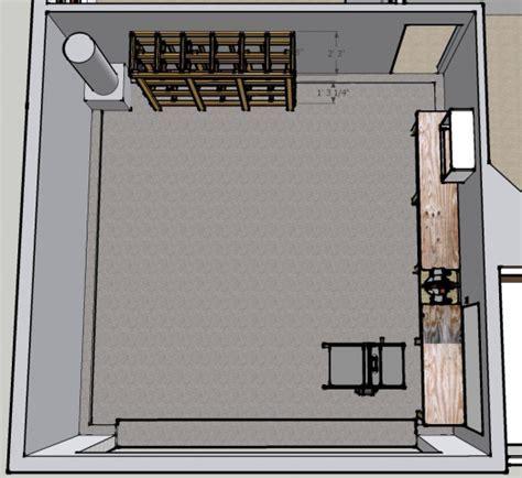 Plywood storage / shelving unit combo   Woodworking Talk
