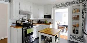 19 inexpensive ways to fix up your kitchen photos huffpost for Inexpensive kitchen updates