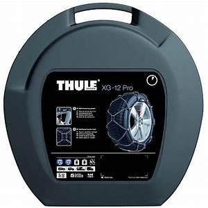 Thule Chaine Neige : 2 cha nes neige thule xg 12 pro n 265 feu vert ~ Melissatoandfro.com Idées de Décoration