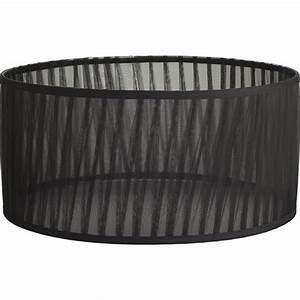 shop progress lighting 8625 in x 18 in black chiffon drum With drum lamp shades lighten up your day