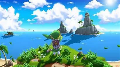 Zelda Wind Waker Destination Legend Fan Deviantart