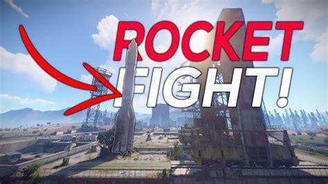 rust rocket site launch massive