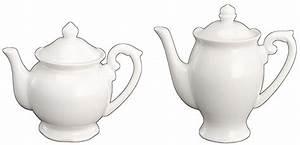 Teekanne Weiß Porzellan : deko teekanne aus porzellan h ngend weiss sortiert je ~ Michelbontemps.com Haus und Dekorationen