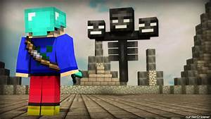Free download Minecraft Wither Wallpaper wwwimgkidcom The ...
