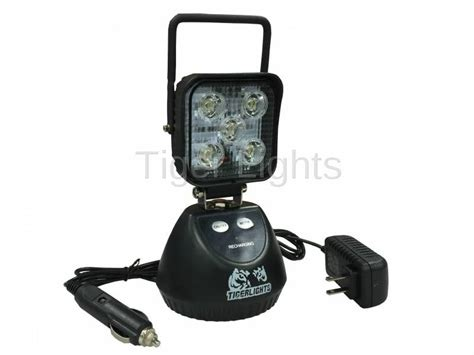 magnetic led work light rechargeable rechargeable led magnetic work light tl2460 led work