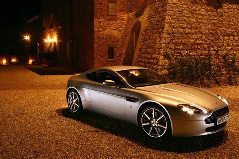 Aston Martin Vantage Coupe Review (2005