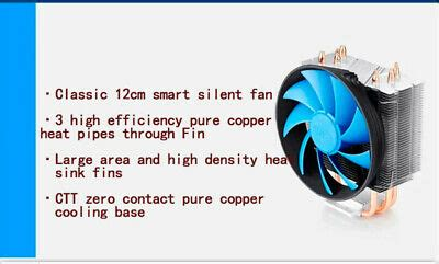 portable digital  core dc chassis silent host fan cooling