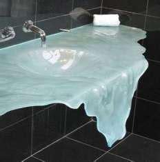 waterfall sinks 2 cbd glass studio designs